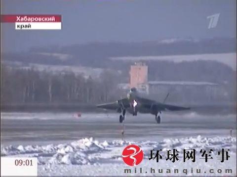苏霍伊总经理称俄五代机性能超过F35