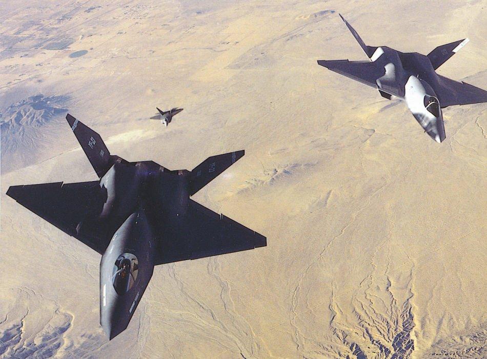 女人射粹b�9�yf_两架yf-23与yf-22组成试飞编队 (图9)