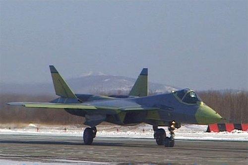 普京称俄五代机首飞成功拟2013年装备部队(图)