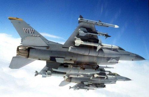 美正评估售台F-16C/D战机可行性 或数月内宣布