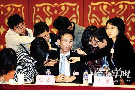 广东财政厅称公开账本需有法律支撑 代表不满