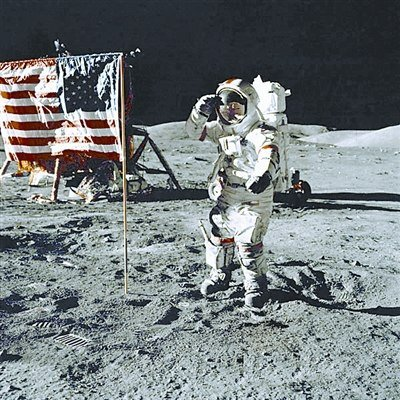 奥巴马因资金缺口欲放弃重返月球计划