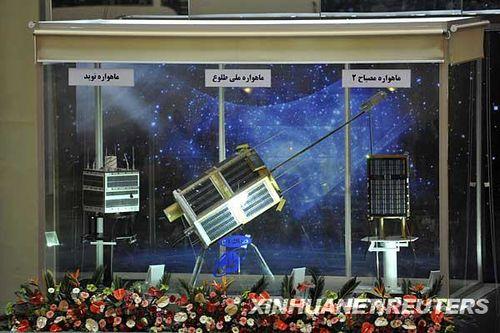 """伊朗要搞""""载人航天""""先将老鼠乌龟蠕虫送入太空"""