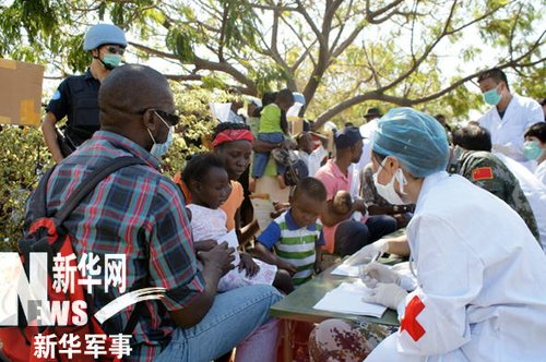 18人成为中国医疗防疫救护队志愿者