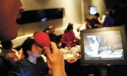 上海KTV禁止未成年人入内 执行遇尴尬(图)