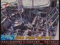 视频:广深高速一客车自燃 致交通瘫痪半小时