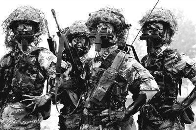 我军突破外国封锁造出世界领先高原山地防寒服