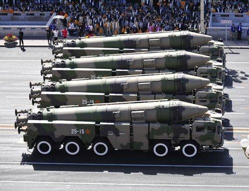 印度官员:烈火III性能超中国DF21与DF25导弹