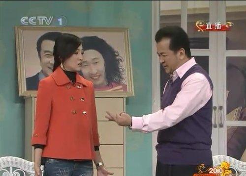 央视2010虎年春晚 黄宏带来《美丽的尴尬》