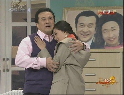图:黄宏现身央视虎年春晚