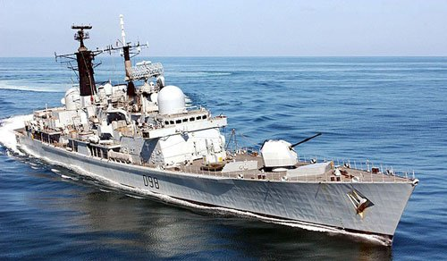 英阿两国因马岛再酿对峙 军事冲突一触即发