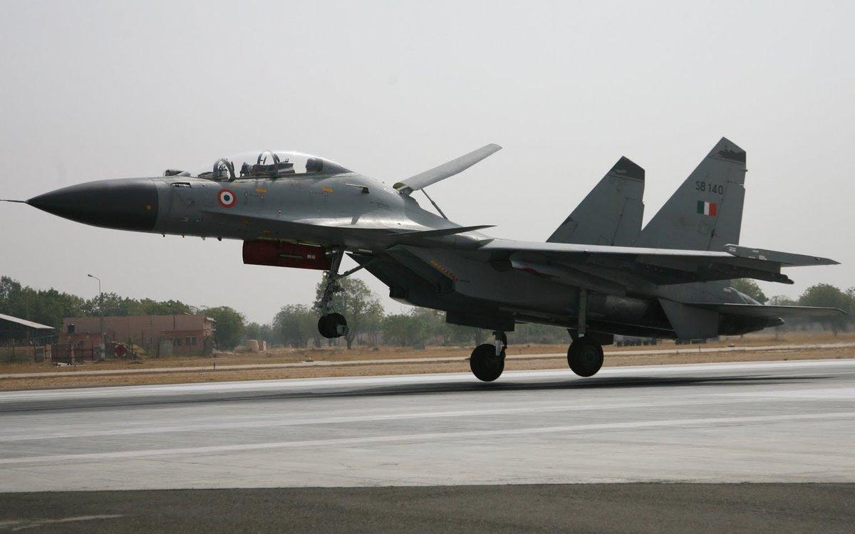 高清组图:印度空军最强火力表演即将开幕_新闻_腾讯网