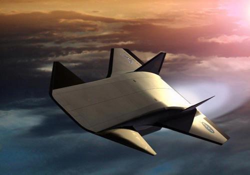 美超音速无人机将试飞 两小时能达世界各地