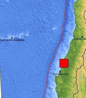 图文:智利海域发生8.5级地震
