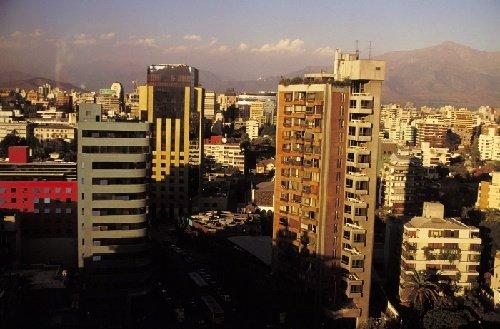 图文:智利发生八级以上地震