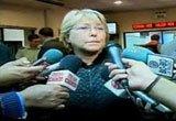 智利总统接受电视采访
