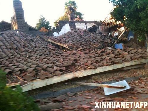 现场直击:在圣地亚哥感受8.8级强震