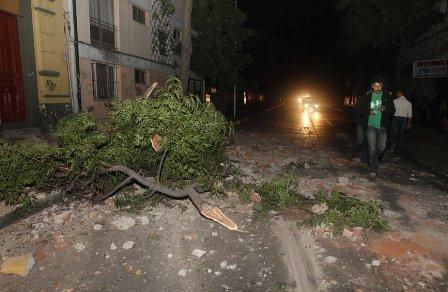 智利8.8级强震致百余人死 引发海啸多国援助