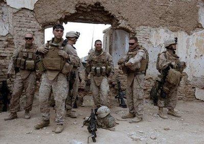 美军策划总攻阿富汗塔利班老巢坎大哈
