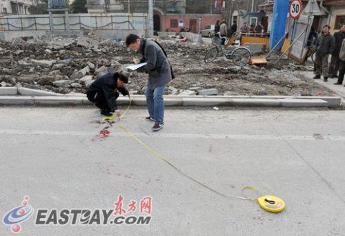 上海发生劫持人质案 男子杀害女童后被击毙