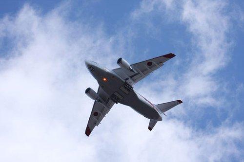 日本国产大型运输机可改进为预警机战略轰炸机