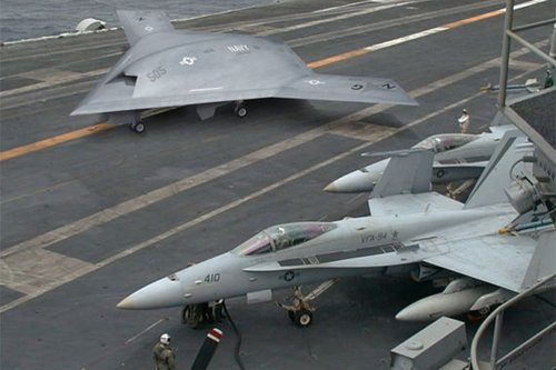 世界无人机大战悄然打响 中国无人机独树一帜