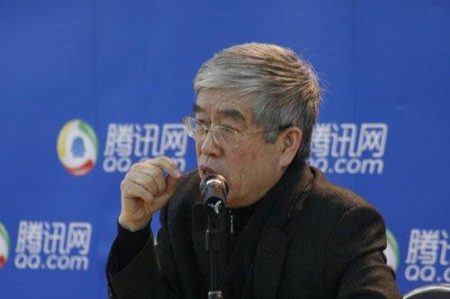 全国政协委员、中国社科院考古研究所学术委员会主任刘庆柱