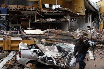 伤亡人数天壤之别 智利与海地强震后果分析