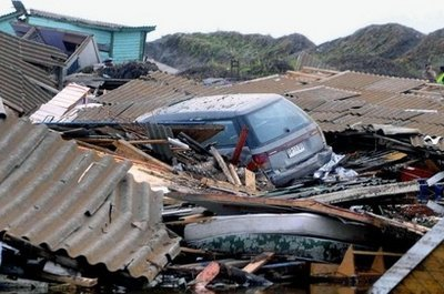 智利强震至少711人死亡 政府在重灾区实施宵禁