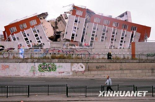 智利强震死亡人数上升至723人