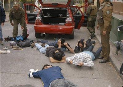 救援黄金72小时逝去 智利死亡人数恐将上升