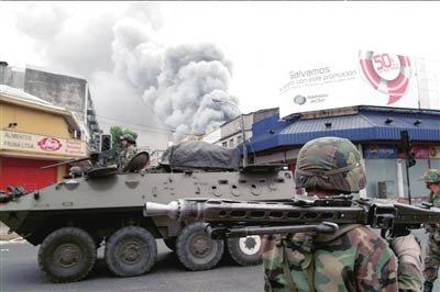 智利死亡人数升至723人 哄抢商店160人被逮捕