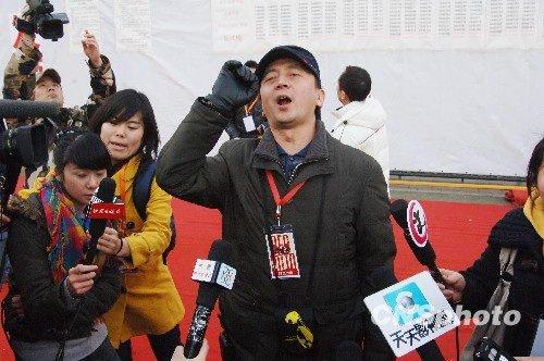 组图:北京电影学院表演系发榜图片