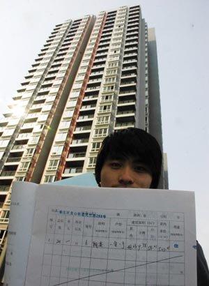 房价高企已成全民关注情况(资料图片)