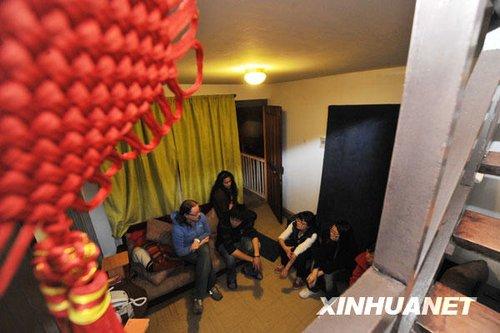 在康塞普西翁的10名中国留学生平安无恙