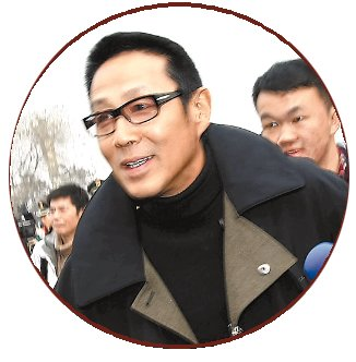两会红人馆:杨澜被问晕 陈道明冲刺不输刘翔
