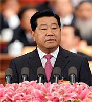 组图:全国政协十一届三次会议在京开幕