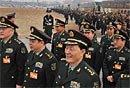 图文:解放军代表团参加预备会(图)