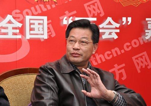 广东省委常委林雄:广东媒体两会报道让人骄傲