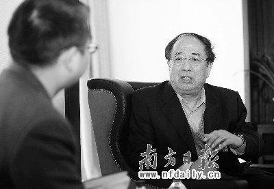 赵启正专访:大国之民对外表达应当理直气和