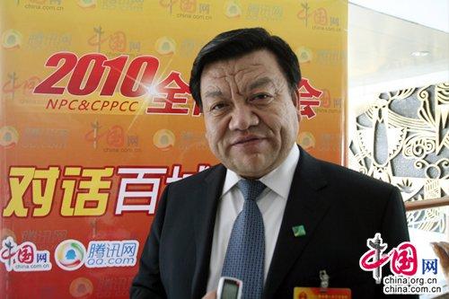 银川市长王儒贵:欠发达地区更应该调结构