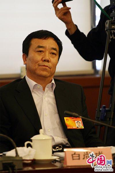 宁夏固原市长白尚成:工业发展30年后再出发