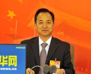 蚌埠市委书记陈启涛:蚌埠应对危机成效显著