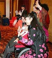 高清:文艺界女委员喜迎百年妇女节