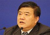 图文:卫生部部长陈竺回答记者提问