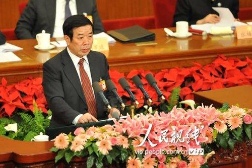 图文:刘德旺委员发言