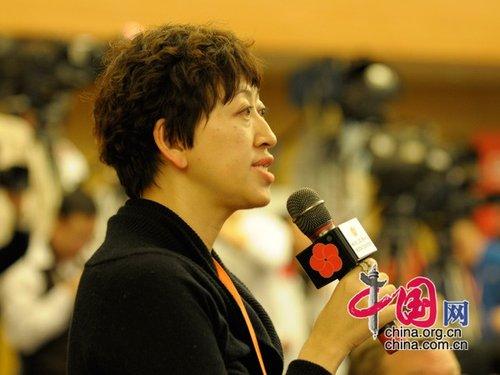 图文:香港日报记者提问