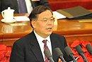 图文:张黎委员发言