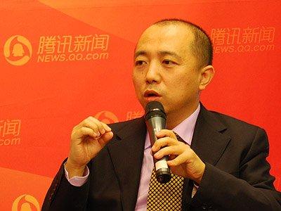 鹏润地产总裁王军:让楼市泡沫理性存在