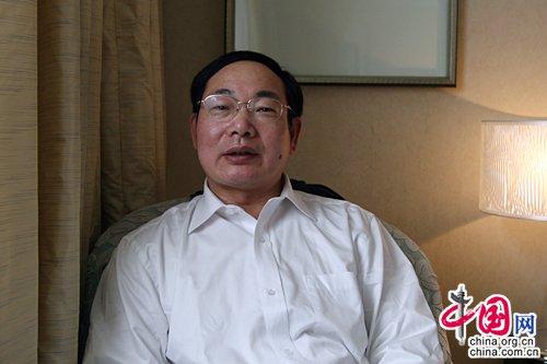 对话丽水市委书记陈荣高:生态与经济两翼齐飞